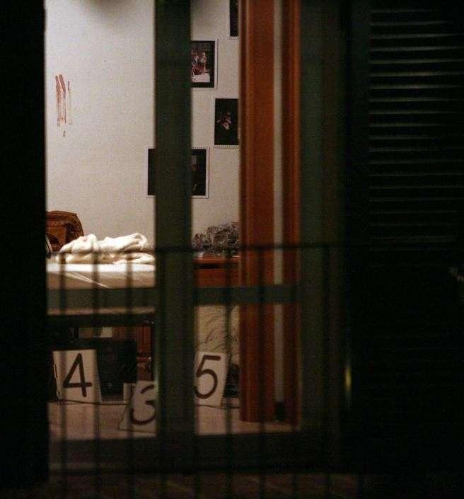 La stanza dell'omicidio
