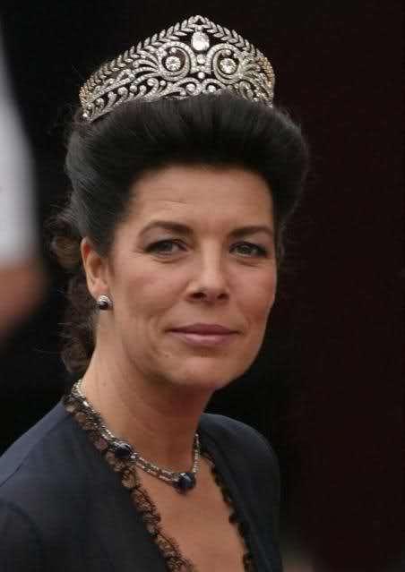 Principessa coronata
