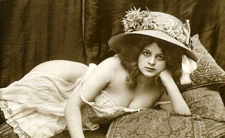 Bellezza nel 1910
