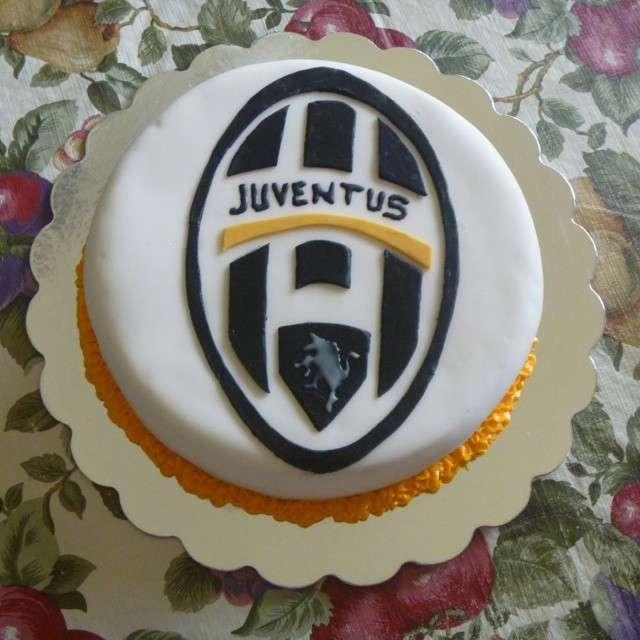 Bianco nero per la torta