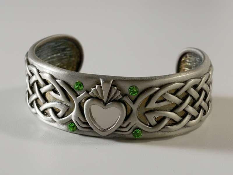 Bracciale celtico vero