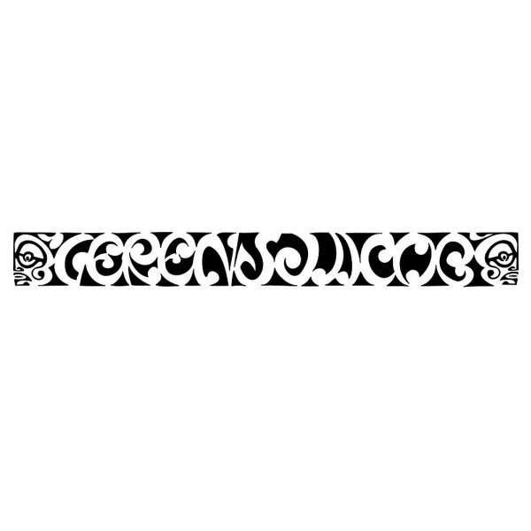 Bracciale maori