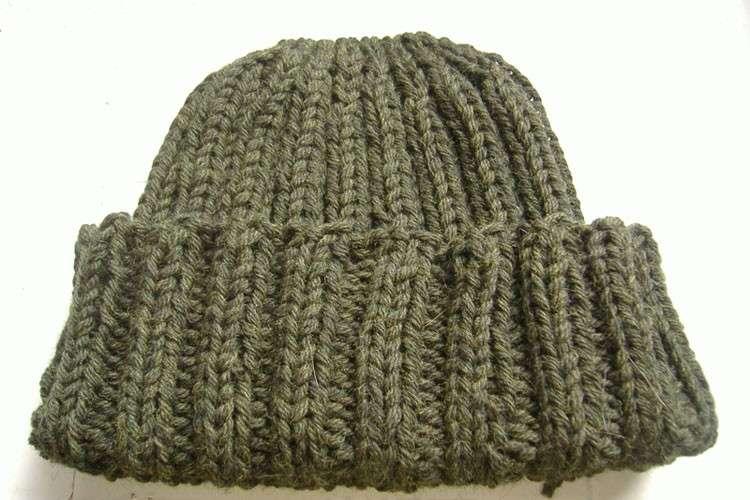 Cappello di lana tradizionale