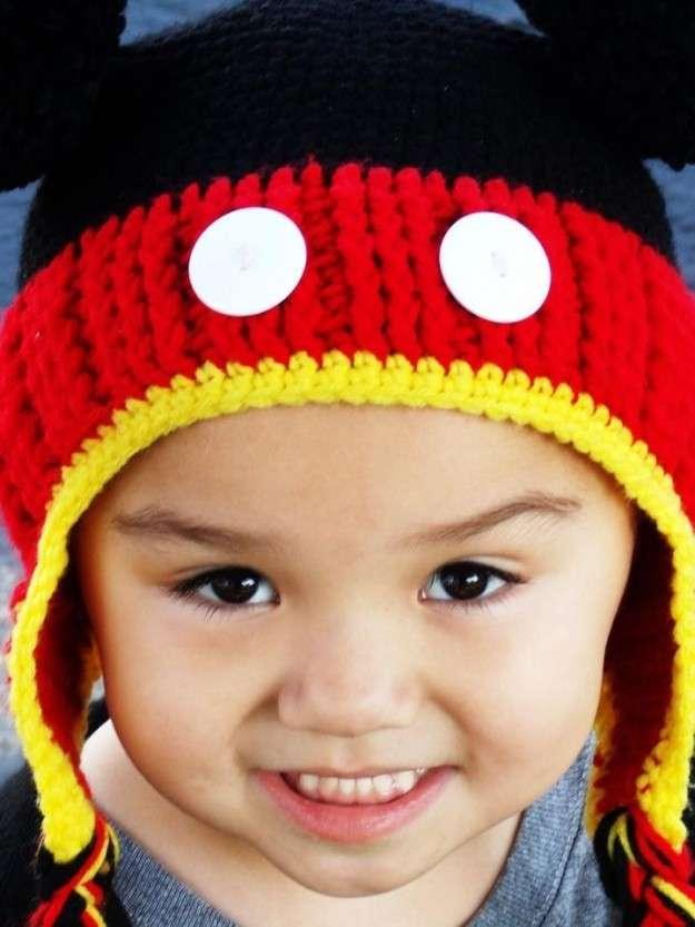 Cappello di Topolino