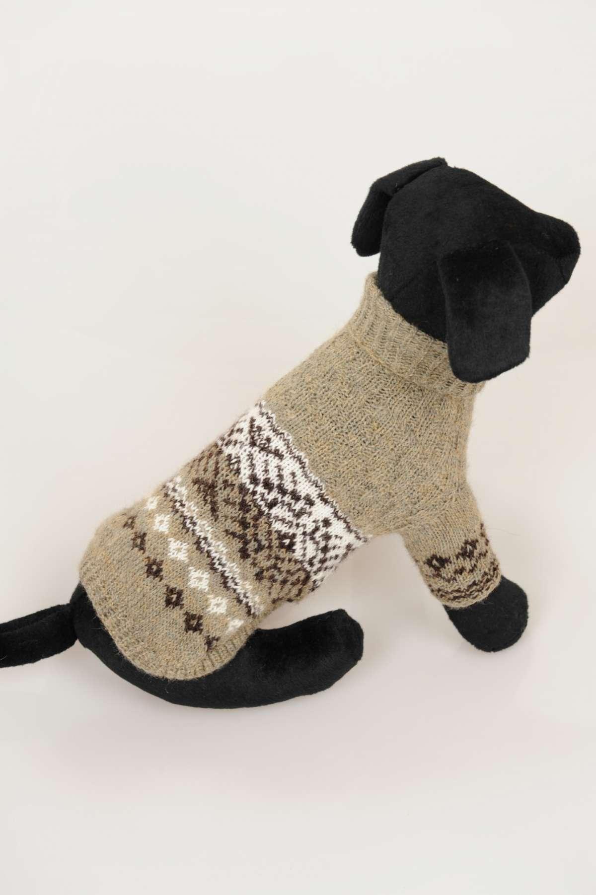 Cappottino per cani sabbia