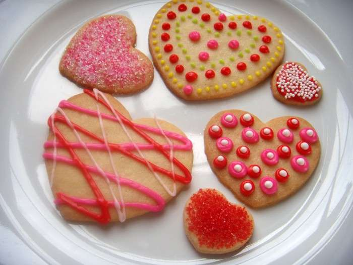 Cookies per San Valentino