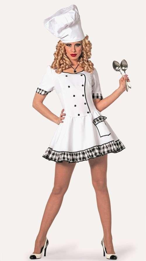 Costume da cuoca