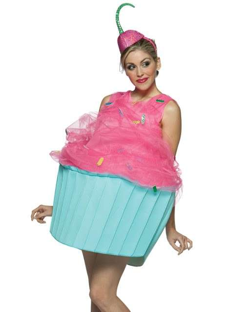 Costume da cupcake