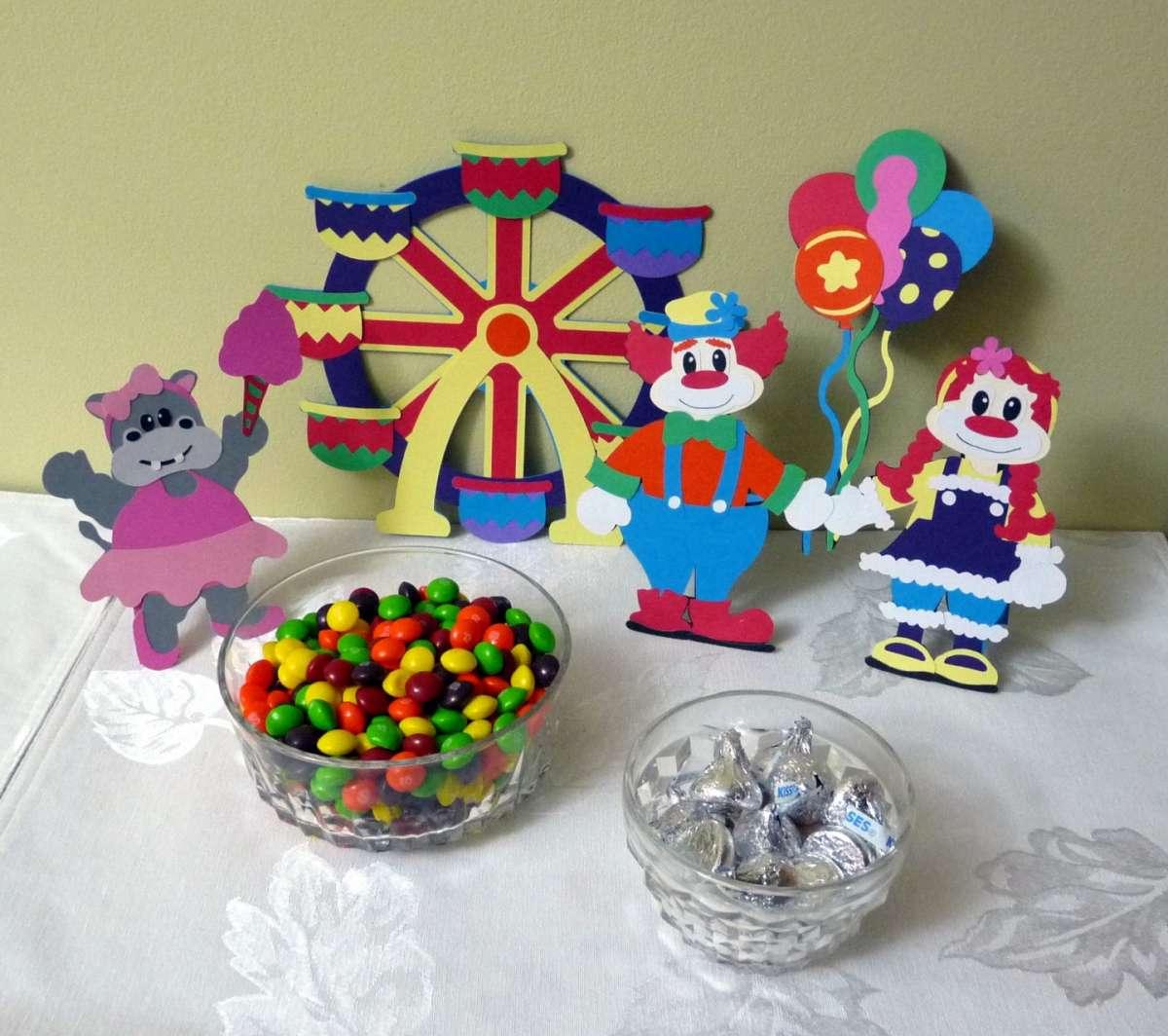 Creazioni allegre per Carnevale