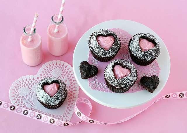 Cupcake ripieni
