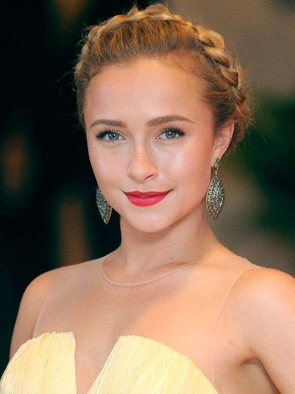 Hairstyle di Hayden Panettiere