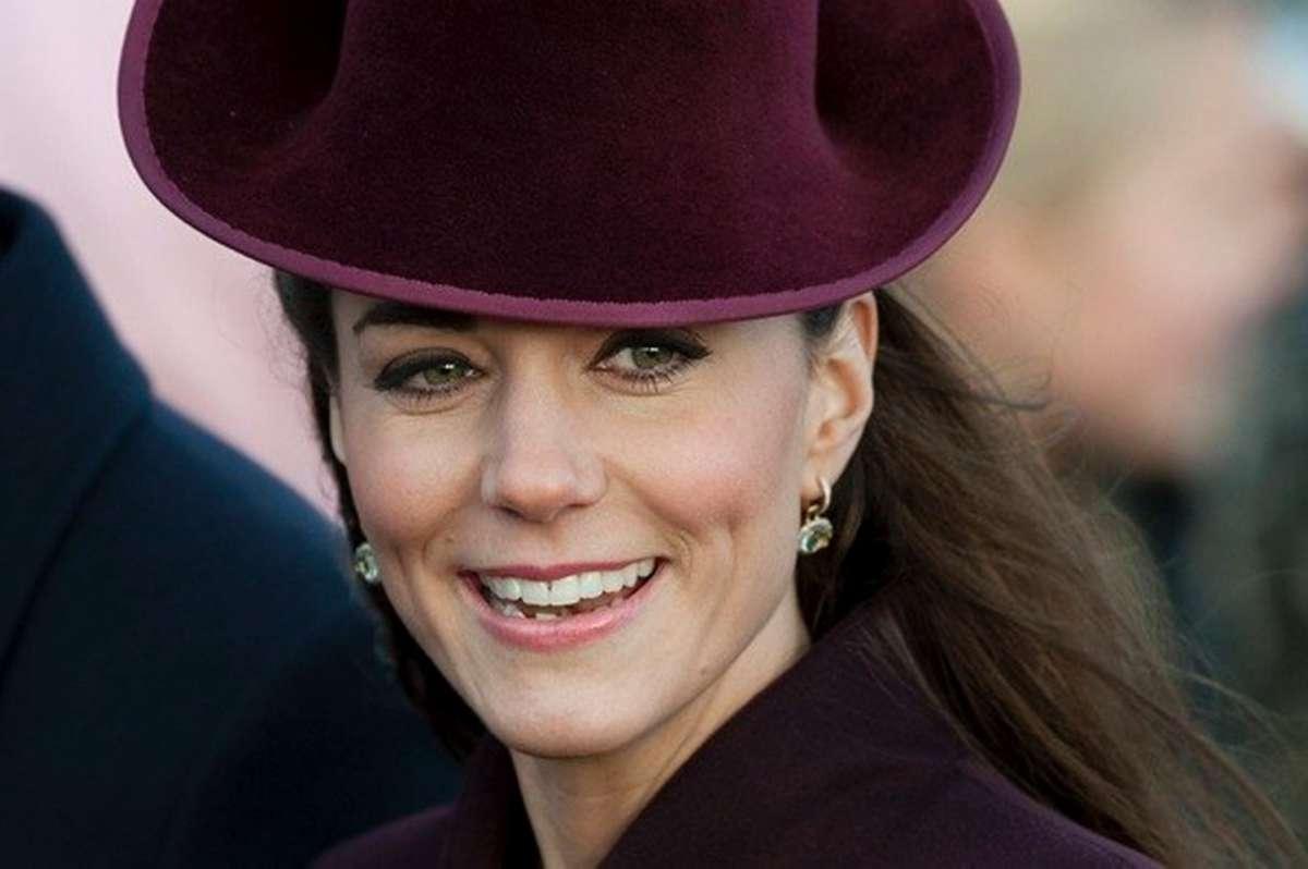 I cappellini di Kate Middleton
