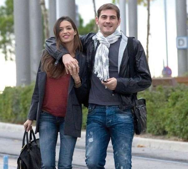 Iker Casillas e Sara Carbonero