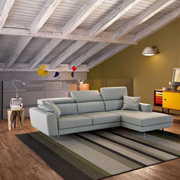 Il divano Arenga:  molto attuale