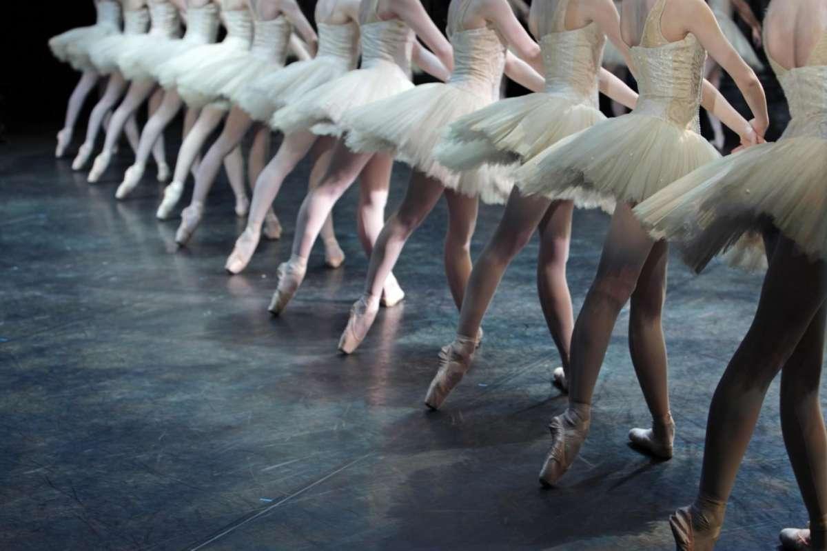 Il tutù e la danza classica