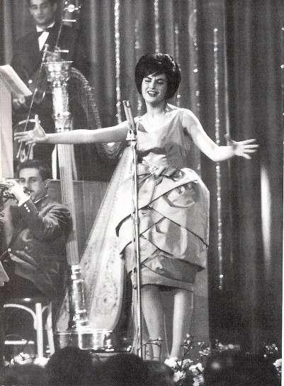 Mina a Sanremo nel 1959