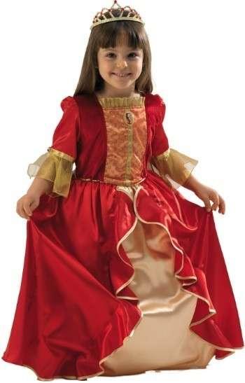 Principessa in rosso