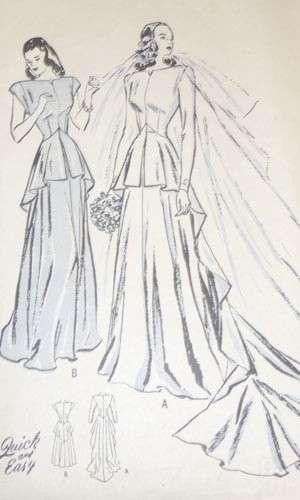 Stile vintage per la sposa