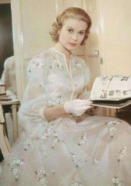 Abito di Grace Kelly in Alta Società