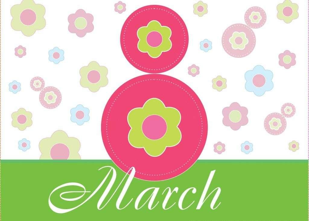 Biglietto 8 marzo