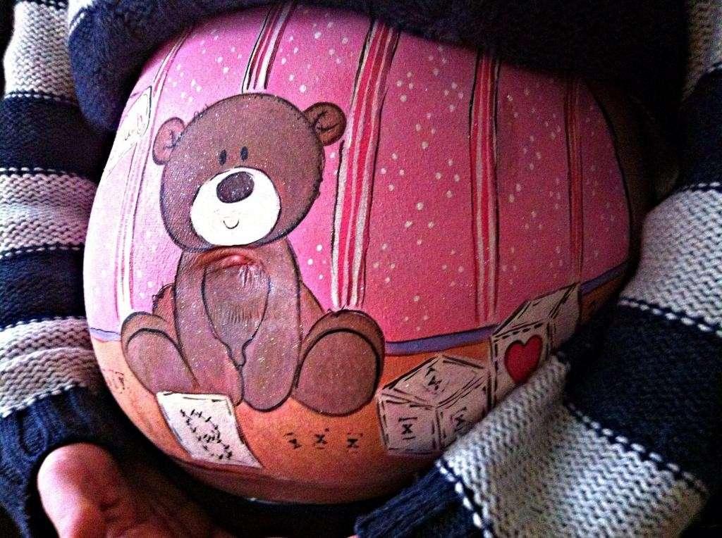 Bump Painting in gravidanza