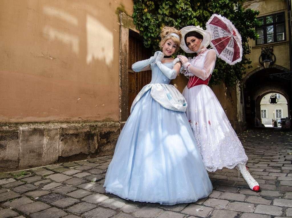 Cenerentola e Mary Poppins