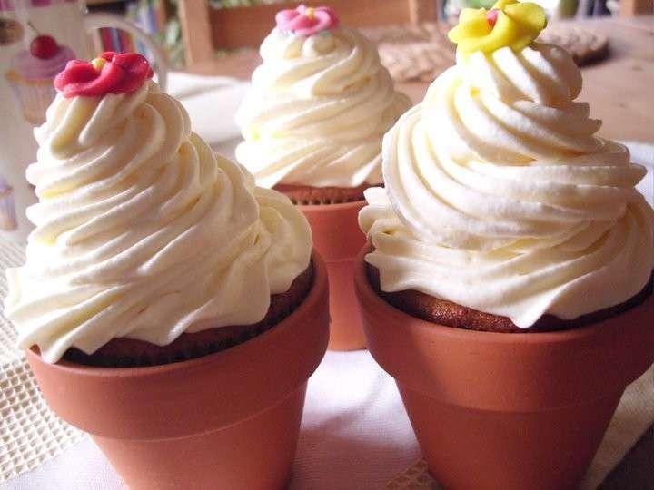 Cupcake al mascarpone