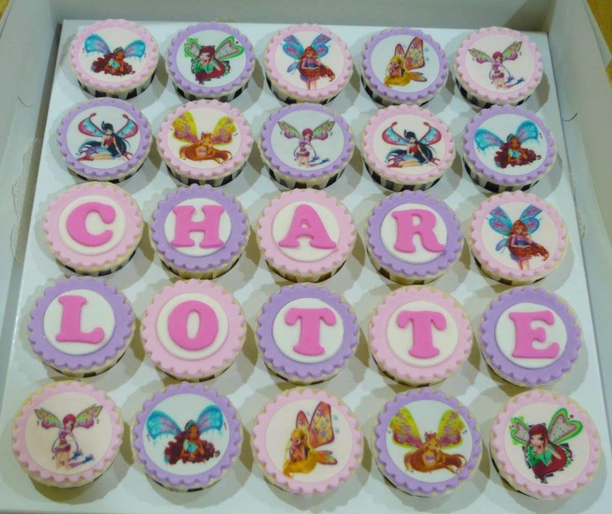 Cupcakes delle Winx