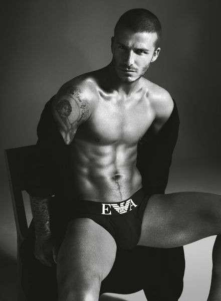 David Beckham più bello del mondo
