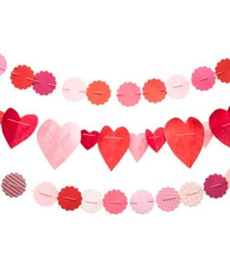Decorazioni di San Valentino