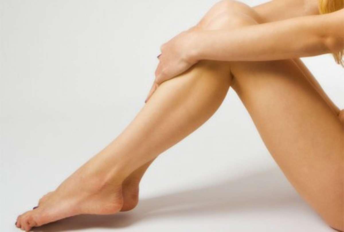 Eritema nodoso sulle gambe