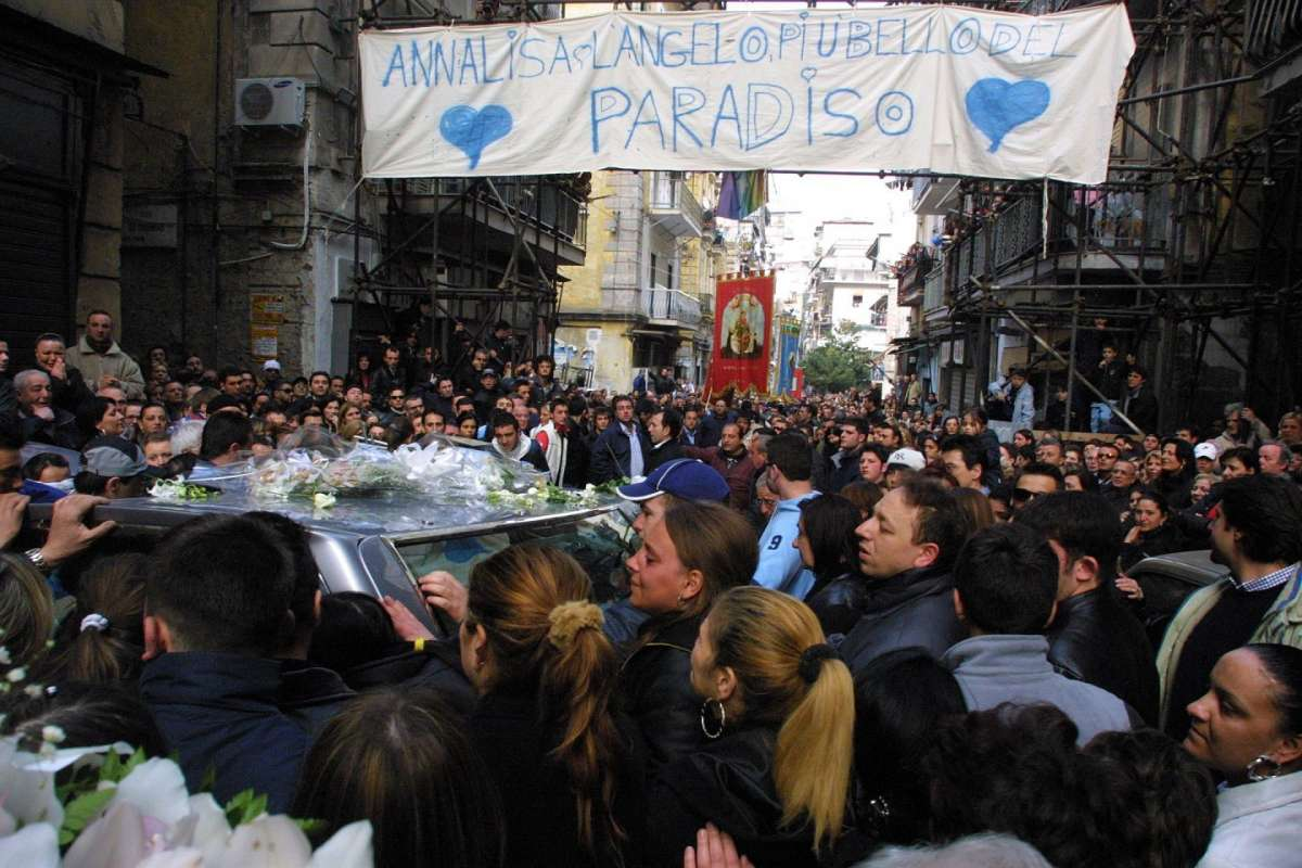 Funerali Annalisa Durante