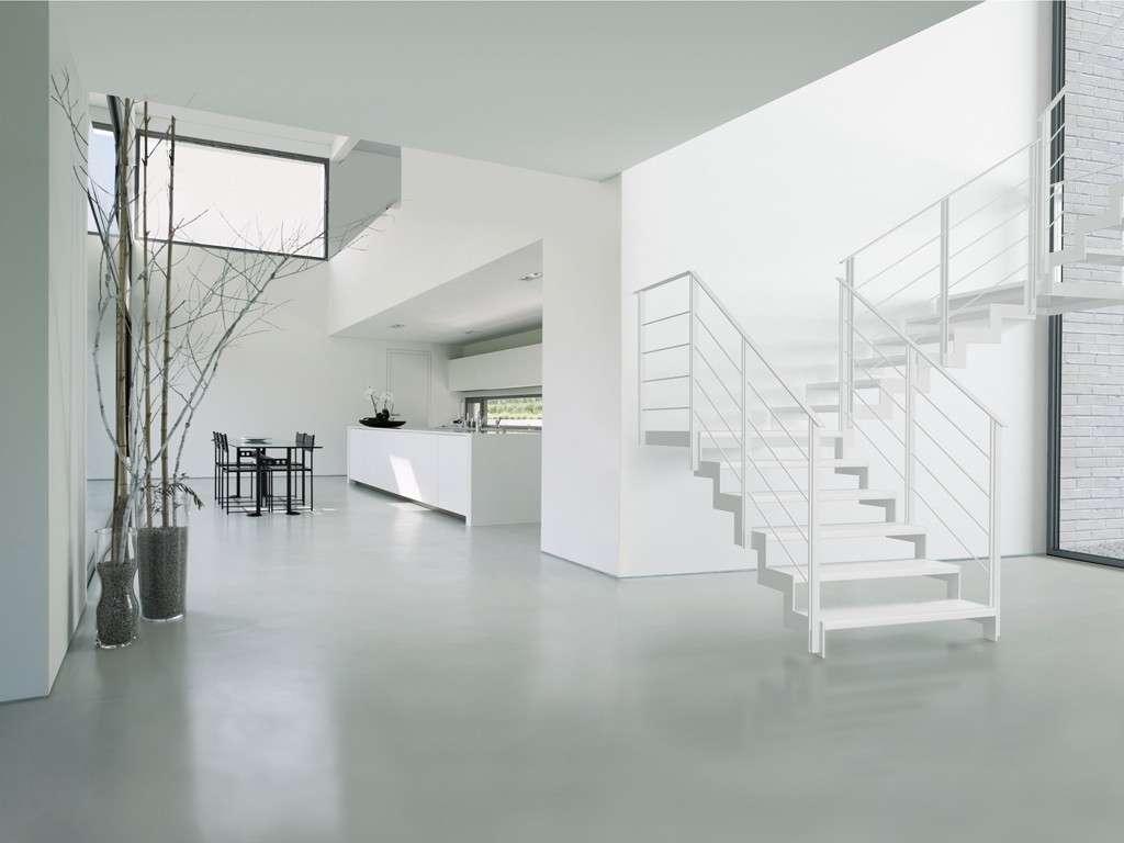 La casa total white