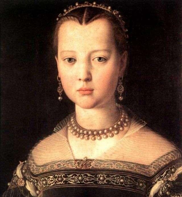 Principessa fiorentina sul trono di Francia: Maria de' Medici