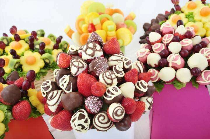 Bouquet di frutta golosi