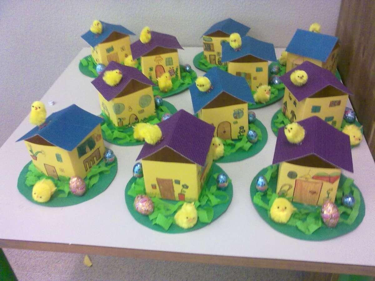 Casette di Pasqua