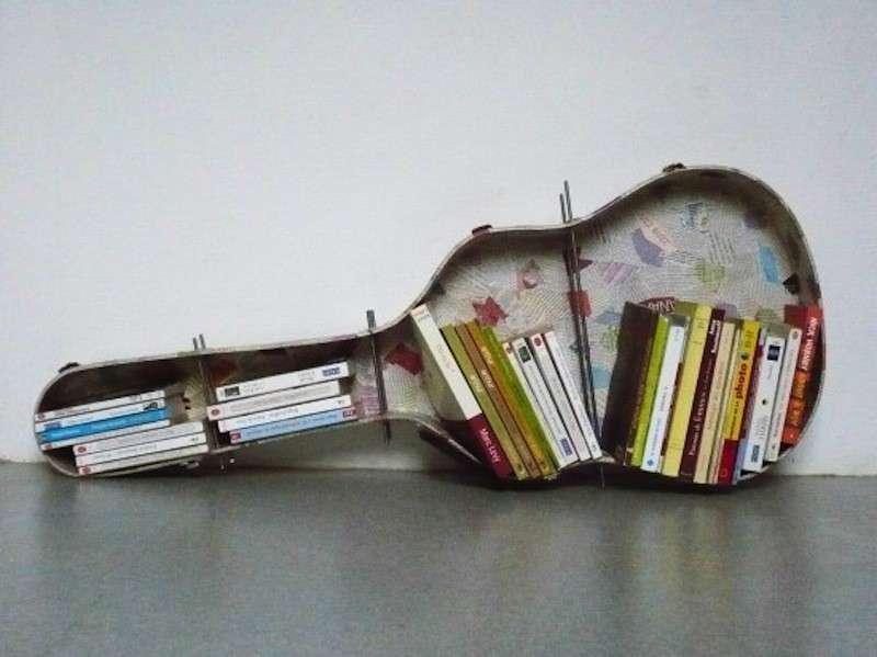 Chitarra libreria
