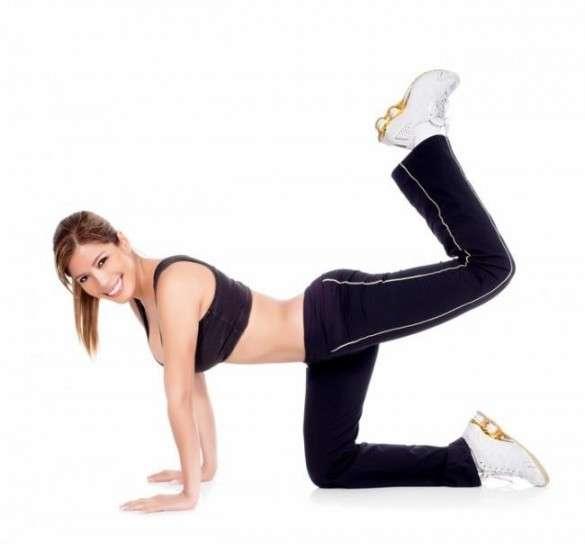 Esercizi per gambe e glutei sodi