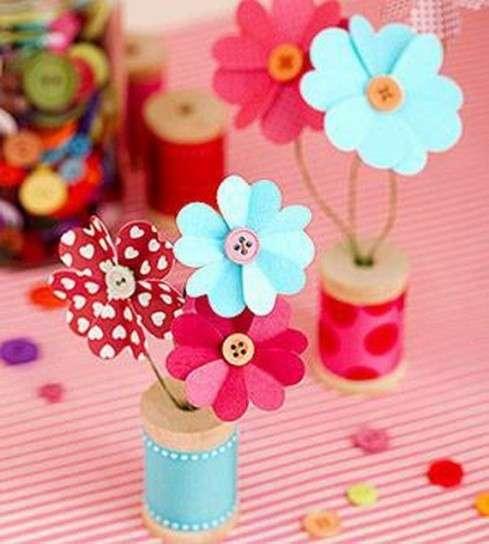 Fiorellini per la festa della mamma