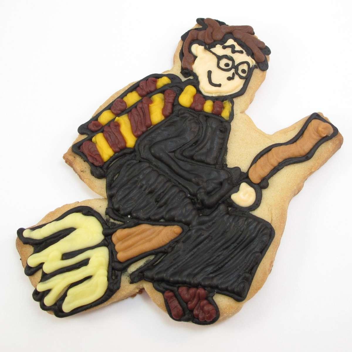 Harry Potter che vola