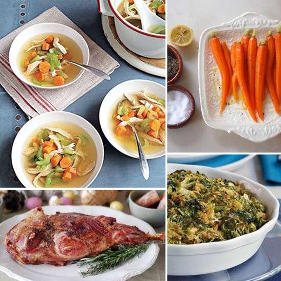 I piatti che non possono mancare in tavola