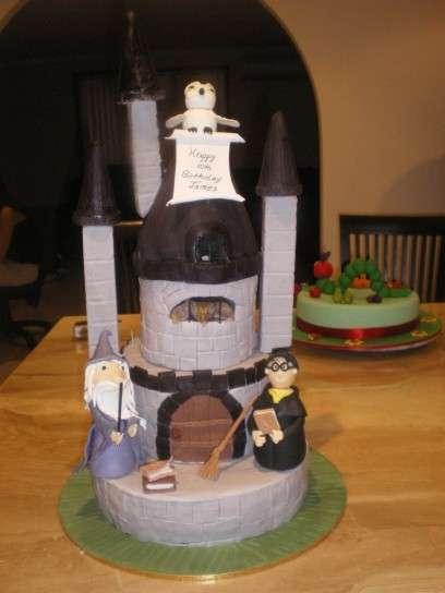 Il castello del maghetto