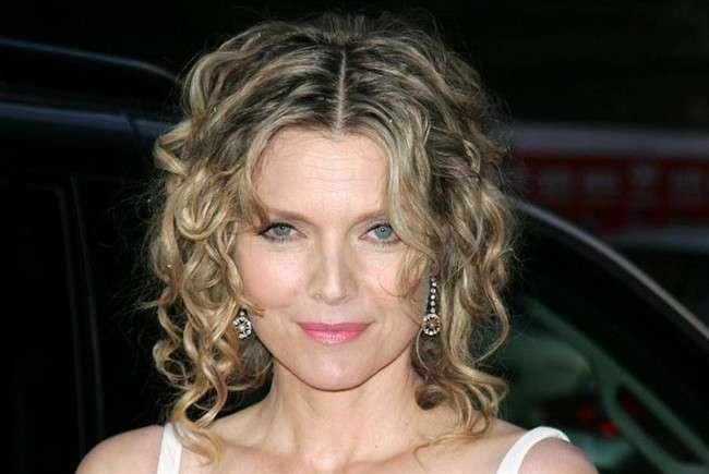 Michelle Pfeiffer con taglio corto