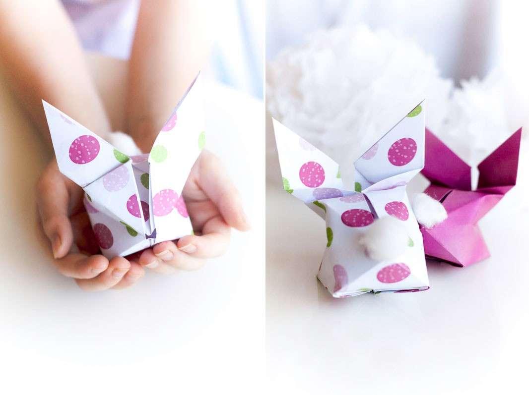 Origami per Pasqua