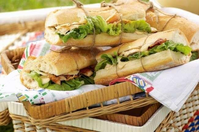 Panini per il picnic
