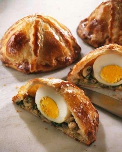 Piccole delizie con uova