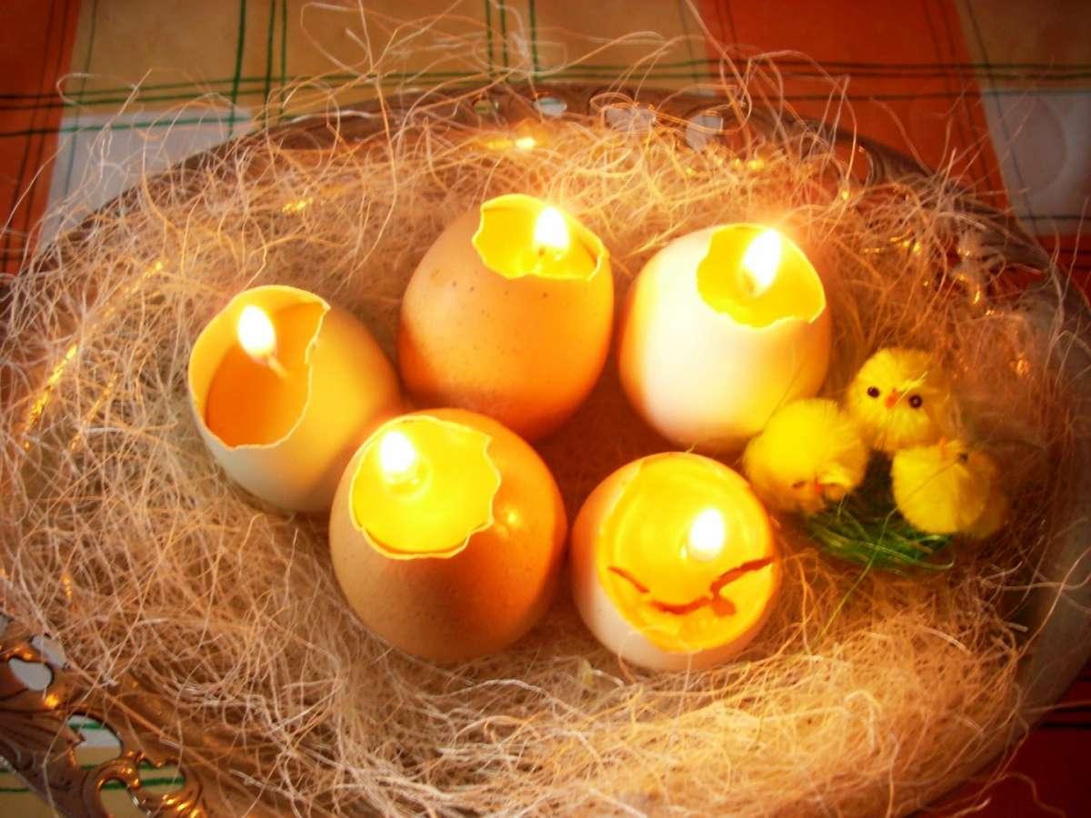 Uova fai da te