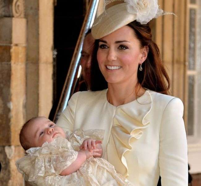 Il look di Kate Middleton