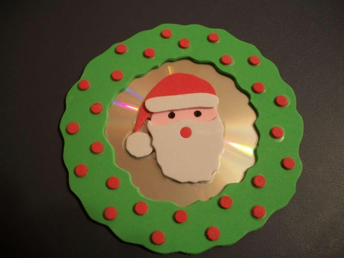 Babbo Natale con cd