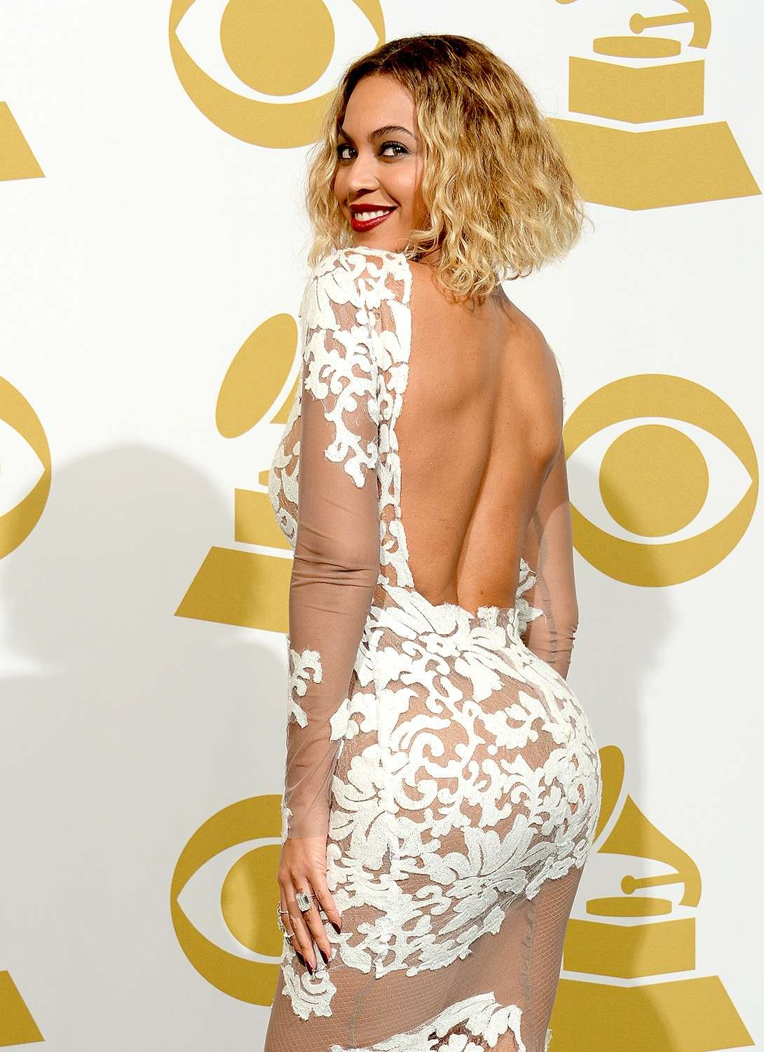 Beyonce in forma nel 2014
